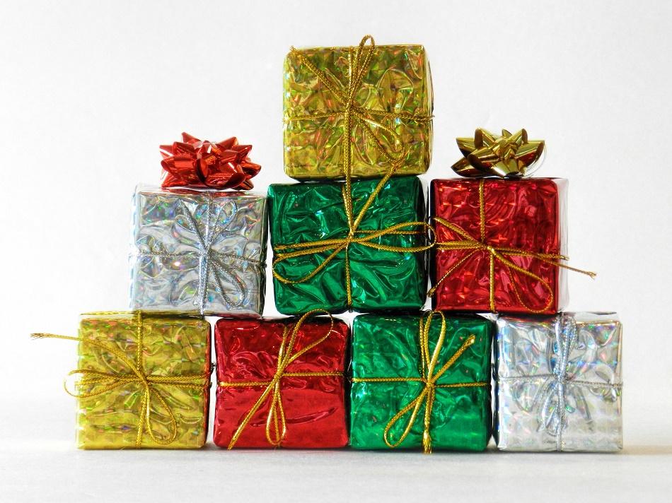 Gift-giving At Christmas